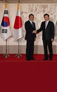 יפן – חוויה אחרת – יחסי יפן – קוריאה: שונאים, סיפור אהבה