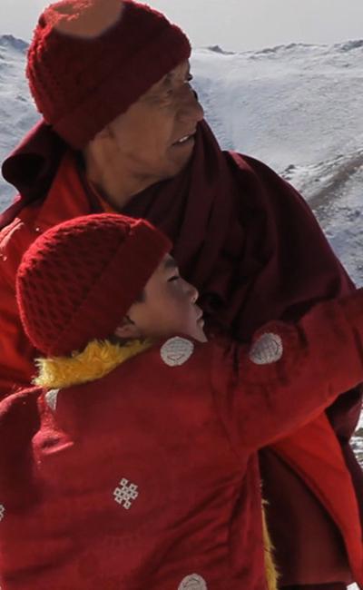 סינמה נירוונה: מפגש קולנועי עם נעמה אושרי