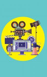אומנויות הקולנוע | קורסי קיץ לילדים ונוער