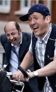 הומור ואומנות הקולנוע | לצחוק בצרפתית | אלון גור אריה