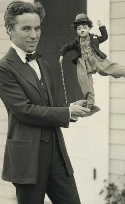צ'רלי צ'פלין – מי היה האיש המצחיק בעולם?