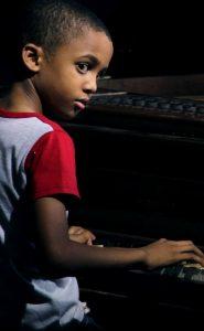 אסתבאן והפסנתר- טקס פתיחת הפסטיבל