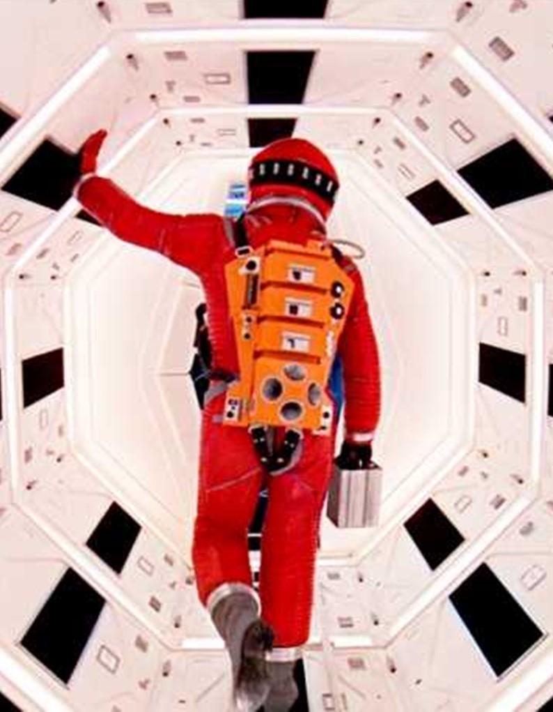 2001: אודיסיאה בחלל