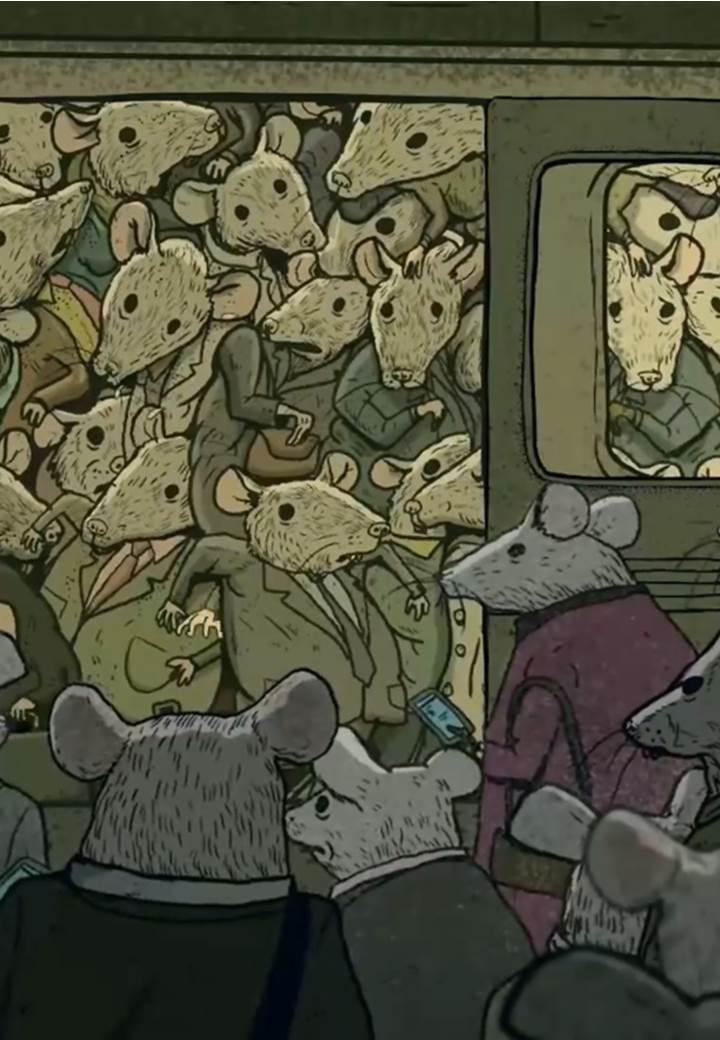 לבד מול ההמון | מקבץ סרטים על תחושת היחיד ורשות הרבים | אנימיקס