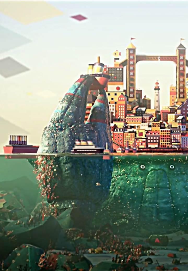 על פני הים | מקבץ | אנימיקס
