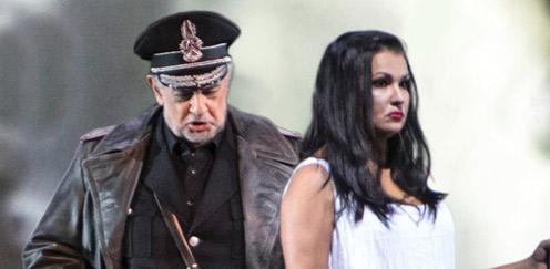 מקבת <br> אופרה על המסך