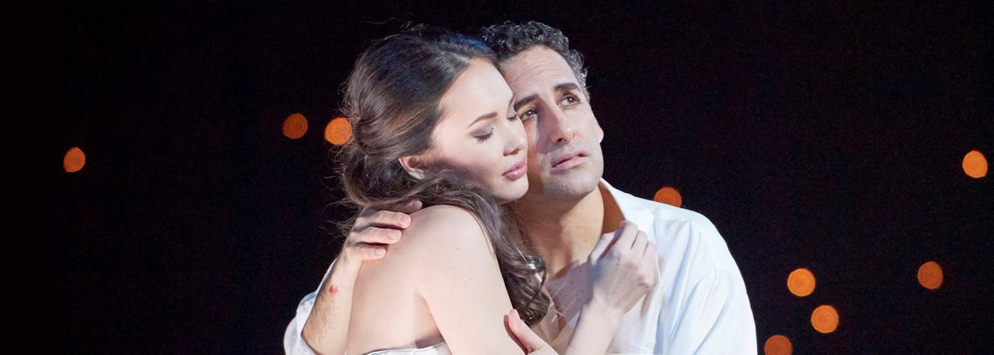 רומיאו ויוליה | אופרה על המסך