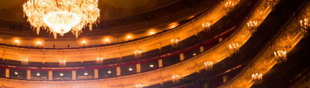 אופרה ובלט מהבולשוי | לצפיה ישירה