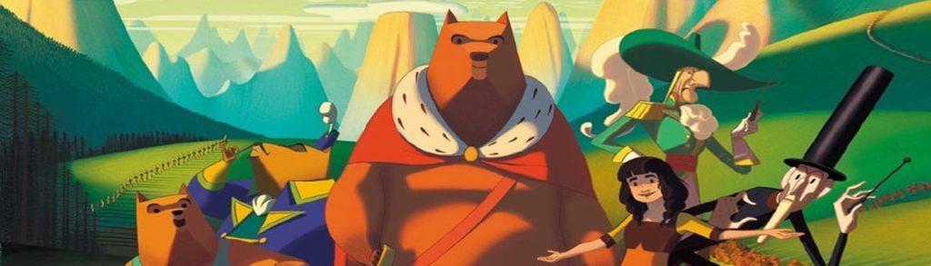 פלישת הדובים המפורסמת לסיציליה | לגילאי 8+ | VOD