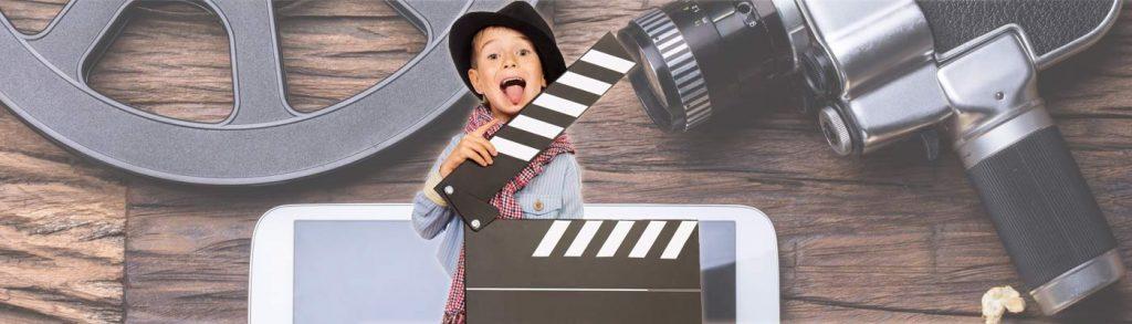 מועדון הקולנוע | חוג שנתי לכיתות ד'-ו'