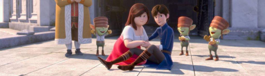 הנסיכה ושבעת הגמדים | לגילאי 5+ | VOD