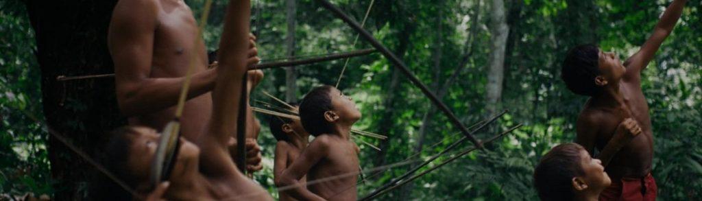 סינמה נירוונה אונליין: האמזונות של ארץ הקינמון   הרצאה+סרט